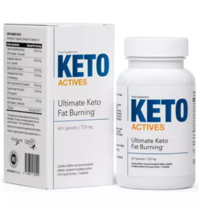 Keto actives product