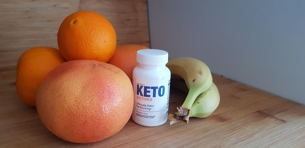 Keto actives real.