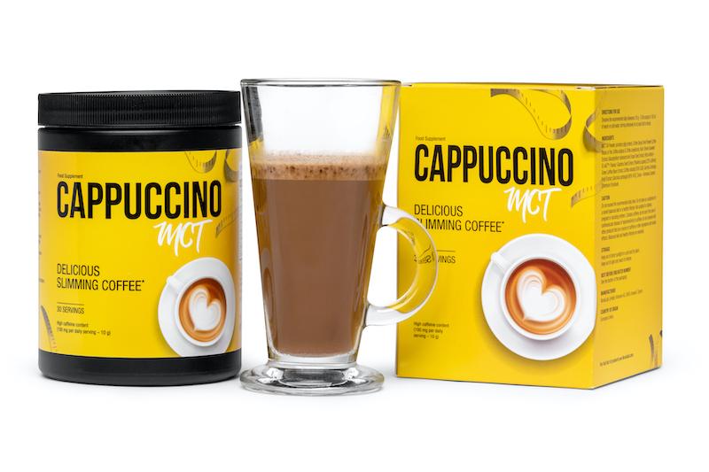 Cappuccino MCT ACQUISTA.