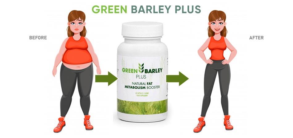 Green barley plus - effetti.