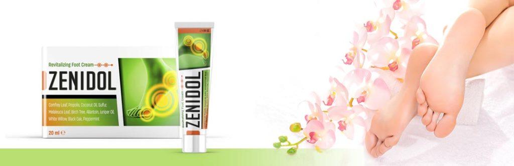 Zenidol gel