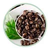 Caffeina anidra naturale